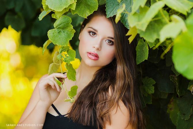 Phoebe M. | Sonoma Academy | Napa Valley Portrait Photographer | Studio Twelve