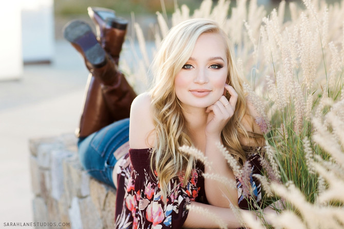 Madison S. | Justin Siena High School | Napa Valley Portrait Photographer | Studio Twelve