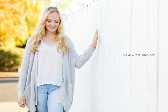 Madeline B. | Vintage High School | Napa Valley Portrait Photography | Studio Twelve