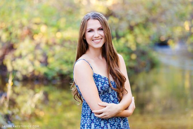 Mariah M.   Benicia High School   Napa Valley Portrait Photographer   Studio Twelve