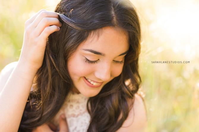 Bianca A. | Twelve Teens | Napa Valley Portrait Photography | Studio Twelve