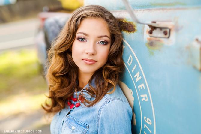 Olivia G. | Vintage High School | Napa Valley Portrait Photographer | Studio Twelve