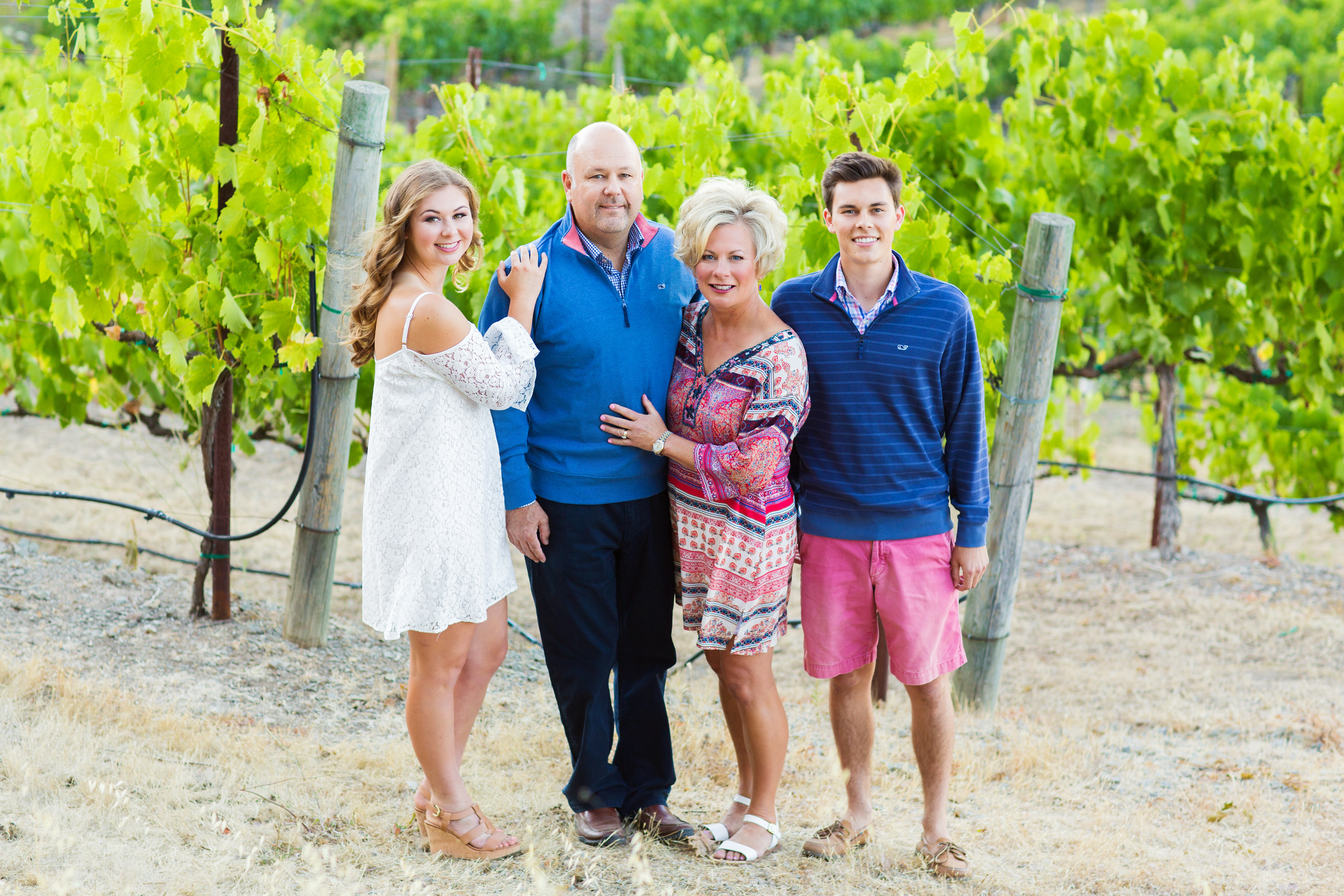 Napa Family Portrait Photographer