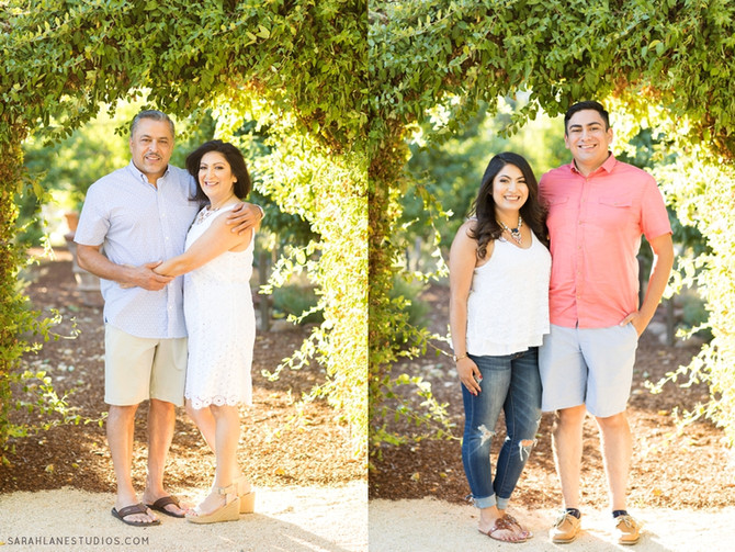 Ochoa Family | Napa Valley Portrait Photography | Studio Twelve