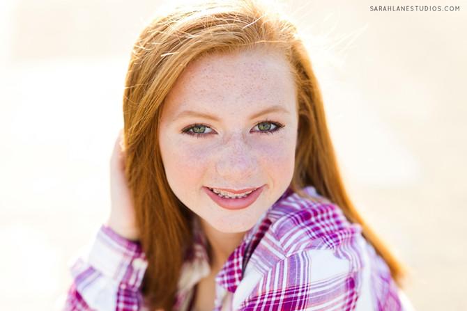 Olivia V. | Twelve Teens | Napa Valley Portrait Photography | Studio Twelve