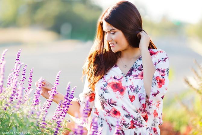 Eliana P. | Piner High School | Santa Rosa Senior Portrait Photographer | Studio Twelve