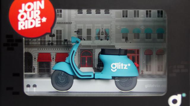 GLITZ CHANNEL GIFT