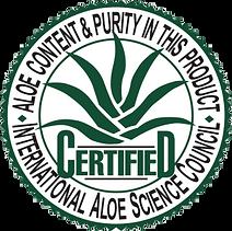 starptautiskās alvejas pētniecības padomes sertifikāts