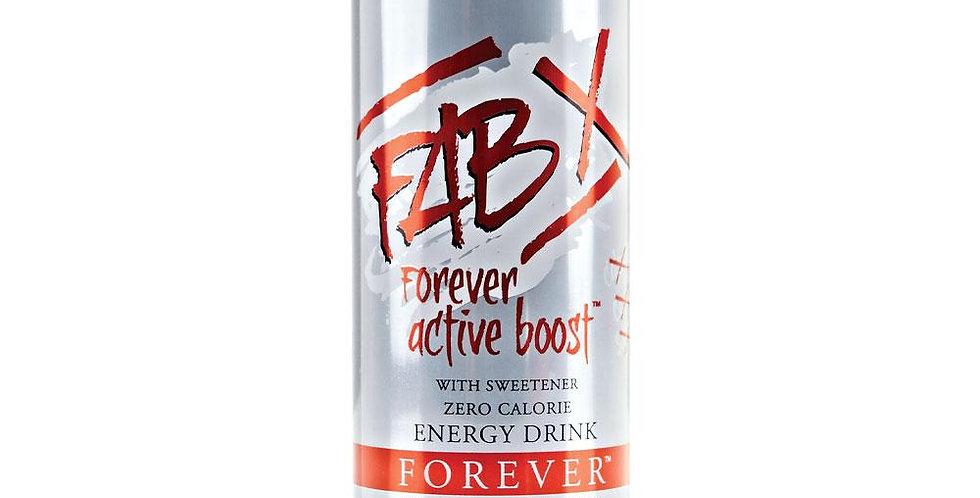 dabīgs enerģijas dzēriens, fab x forever living