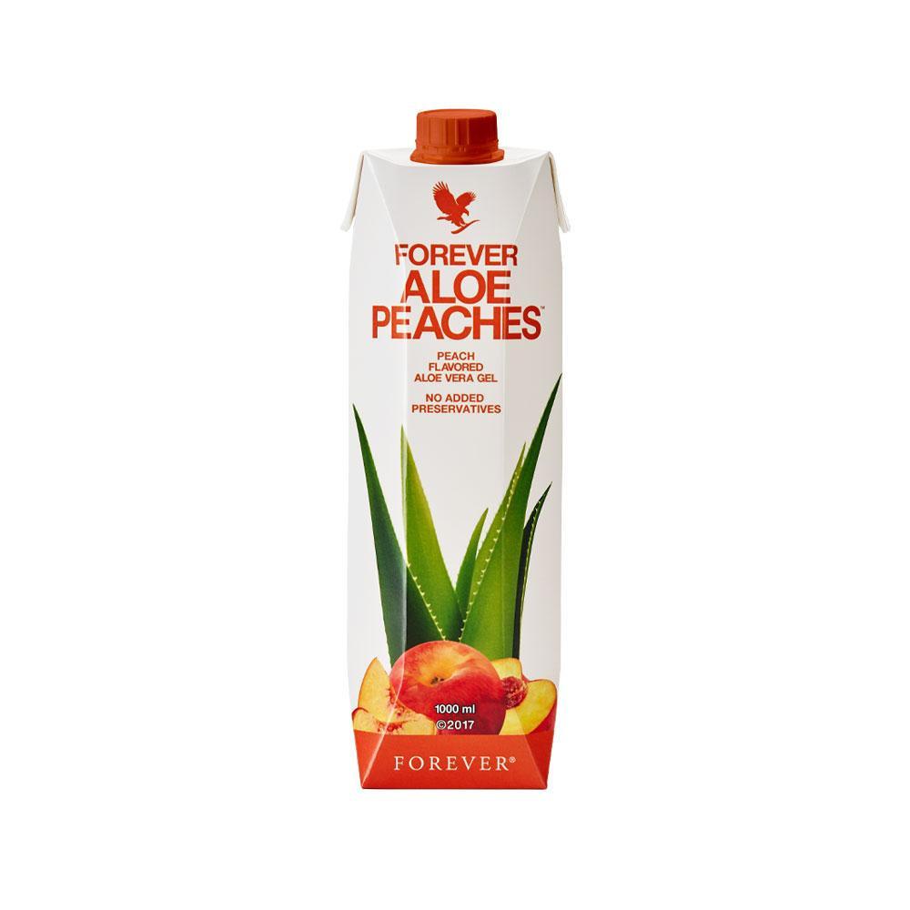 Forever Living Products, alvejas sula, aloe vera sula ar persikiem, organisma attirisana