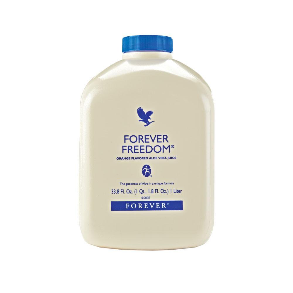 Forever Living Products, alvejas sula freedom, aloe vera sula kauliem un locītavām