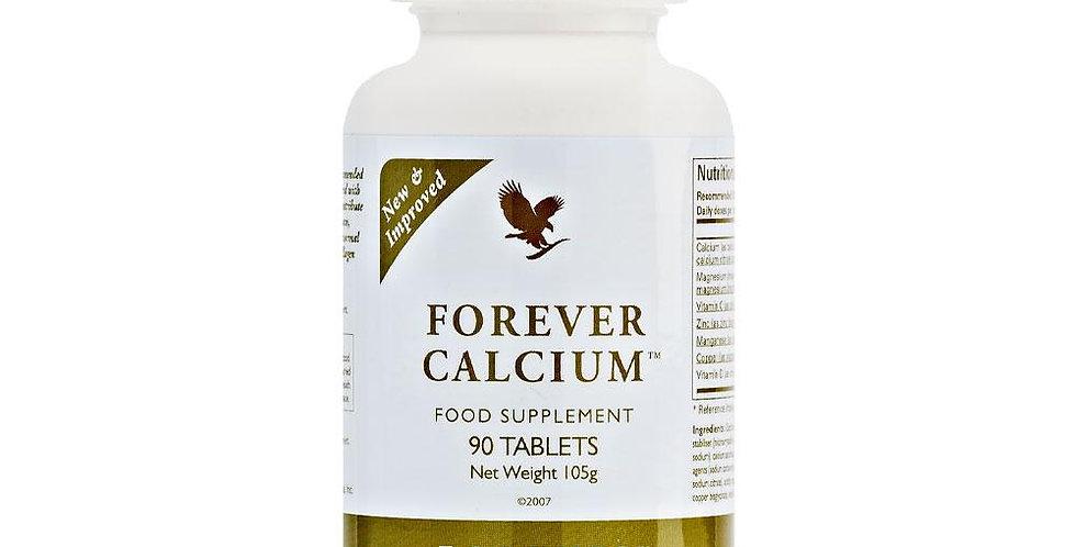 kalcijs, dabīgs uztura bagātinātājs, forever living