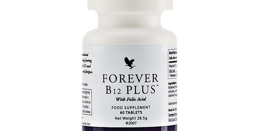 dabīgs uztura bagātinātājs, b12 vitamīns, forever living