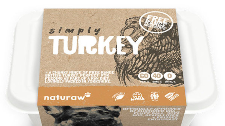 Naturaw - Simply Turkey Free-Range