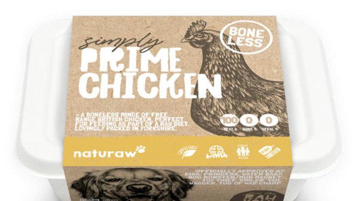 Naturaw - Simply Organic Chicken