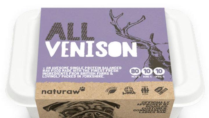 Naturaw - All Venison