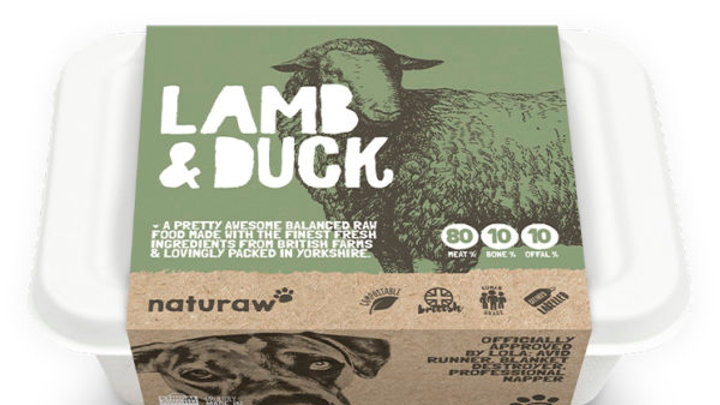 Naturaw - Lamb & Duck