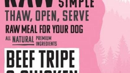 Beef Tripe & Chicken 500g