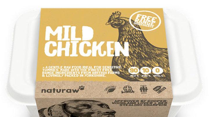 Naturaw - Mild Free-Range Chicken