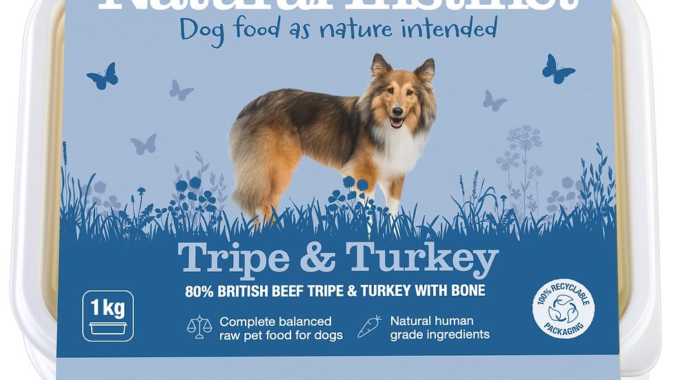 Natural Instinct - Tripe & Turkey