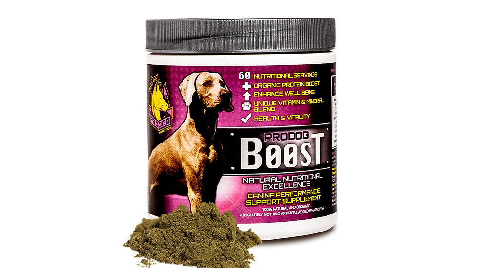BOOST – Natural Nutritional Excellence