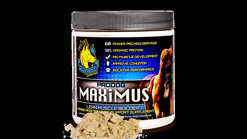 Maximus – Lean Muscle Builder