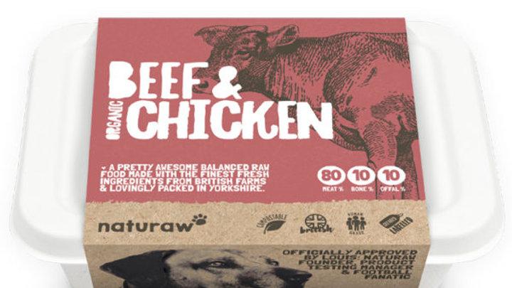 Naturaw - Beef & Chicken