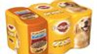 Pedigree Mixed Selection in Jelly Tins