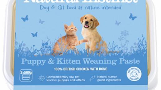 Puppy & Kitten Weaning Paste