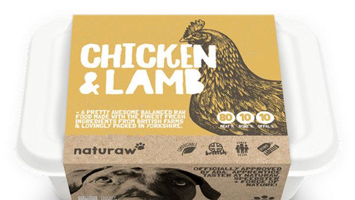 Naturaw - Chicken & Lamb