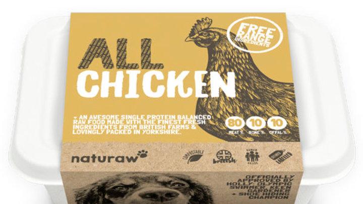 Naturaw - All Chicken