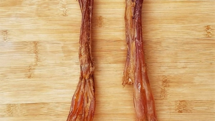 Dried Giant Beef Tendons