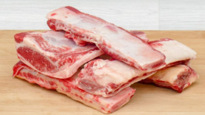 Beef Rib Bones