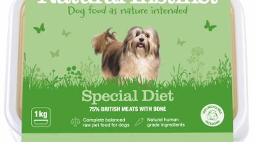 Natural Instinct - Special Diet (Beef & Chicken)
