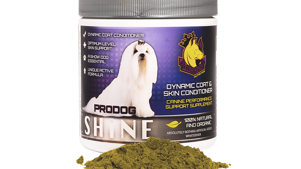 Shine – Dynamic Coat & Skin Conditioner
