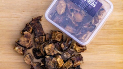 Dried Beef Cubes Treats 80g