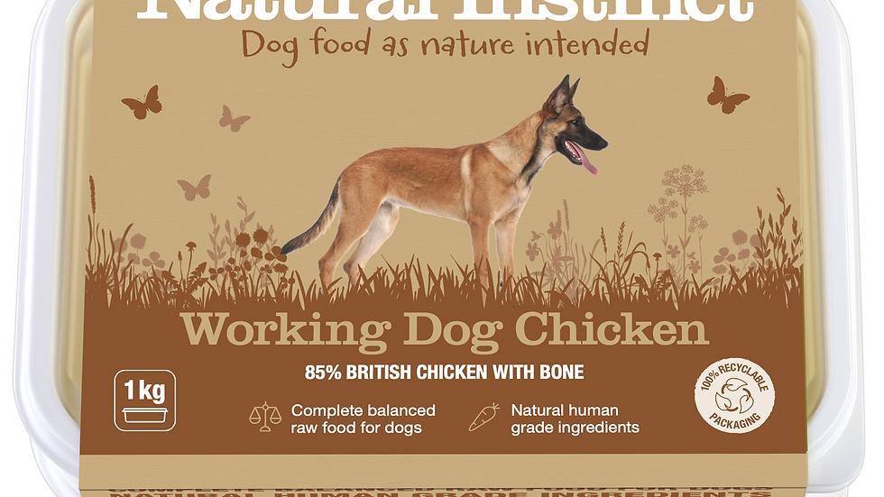 Natural Instinct - Working Dog Chicken