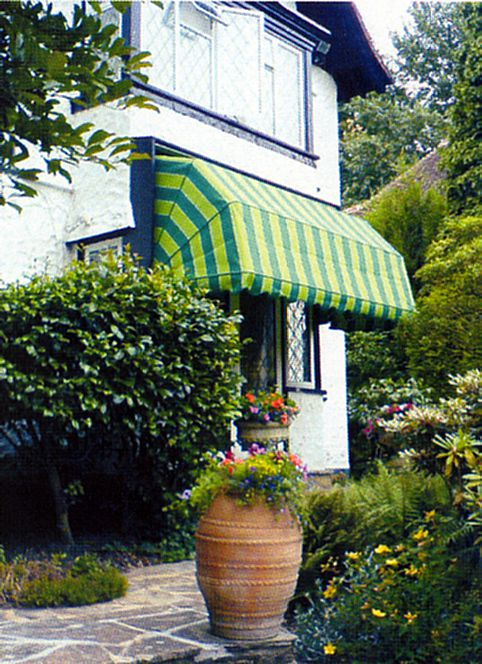 Awning -Dutch Canopy