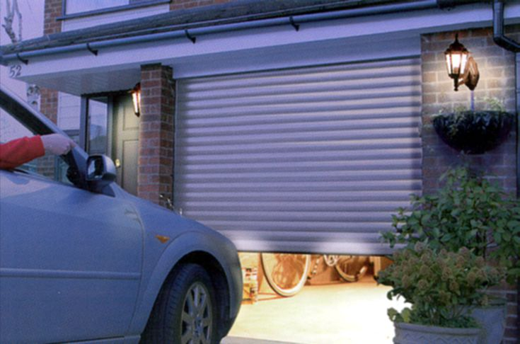Roller Shutter -Garage Automated
