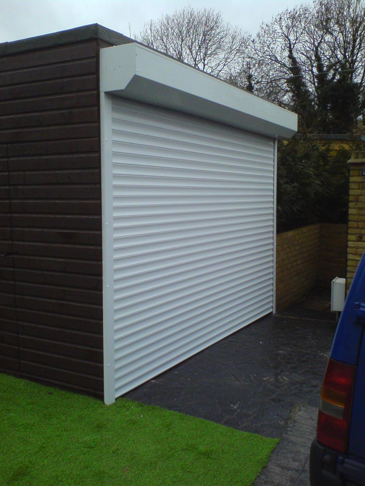 Roller Shutter -Garage Door