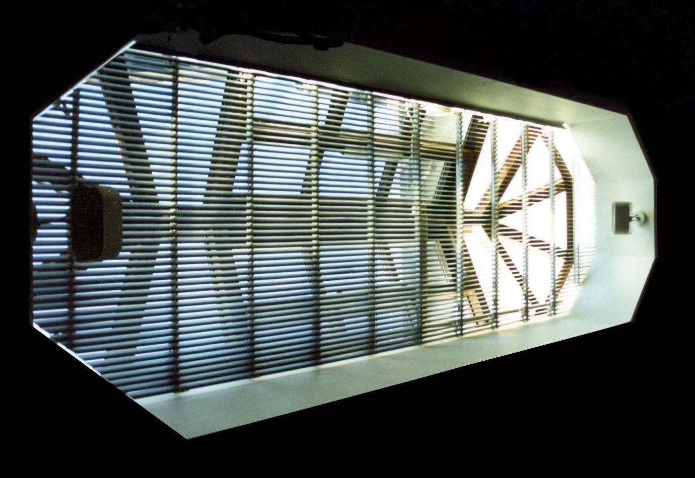 Rackarm skylight shaped