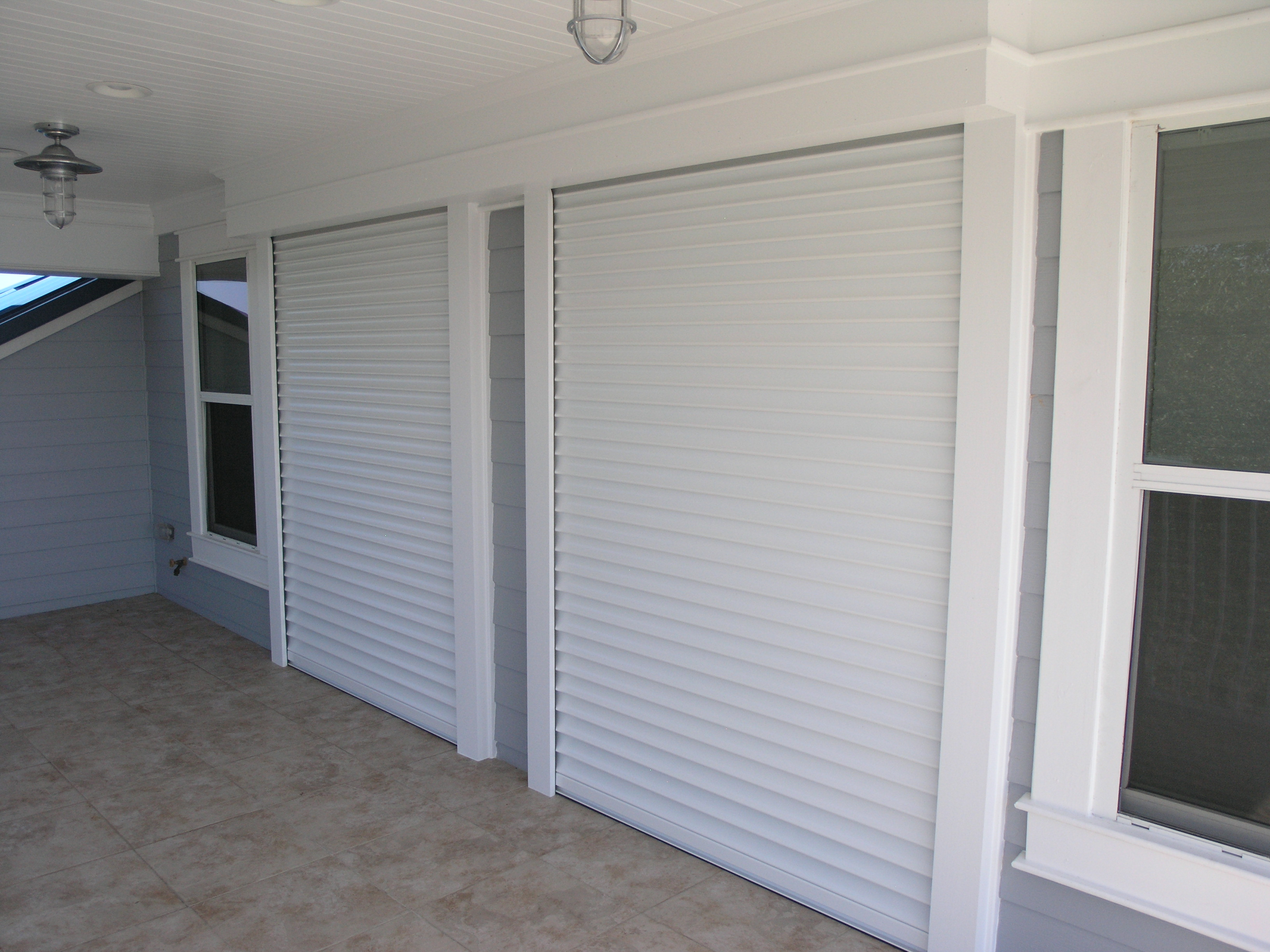 Roller Shutter -Home Security