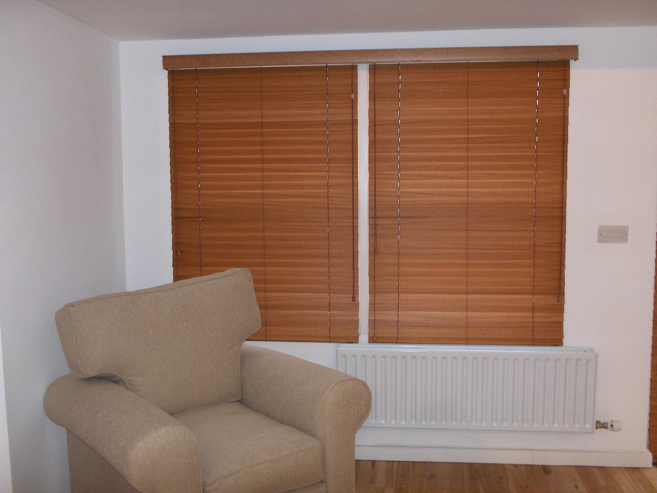 wood blind 1