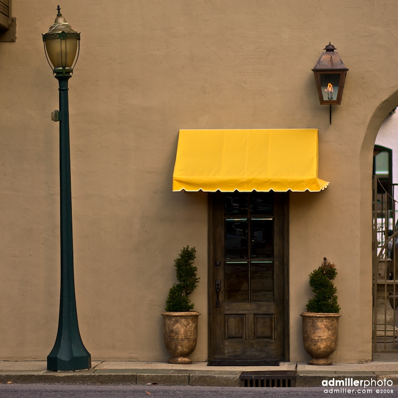 Awning -Door Canopy