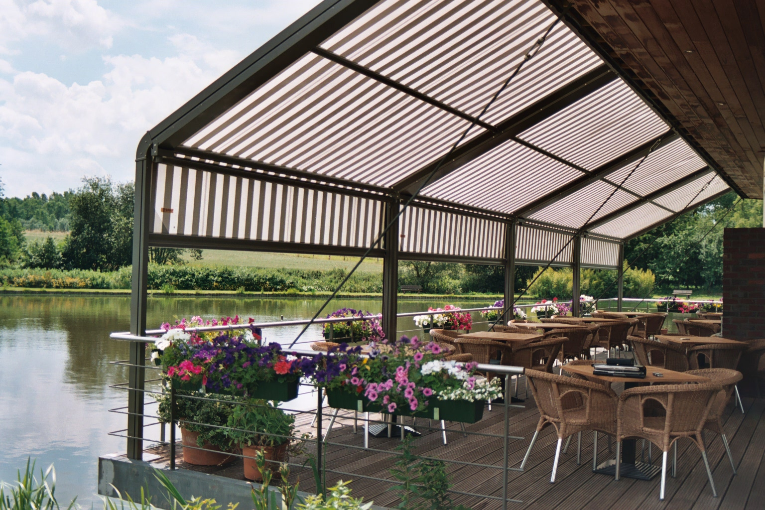 Awning -Pation Canopy