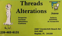Threads Alterations