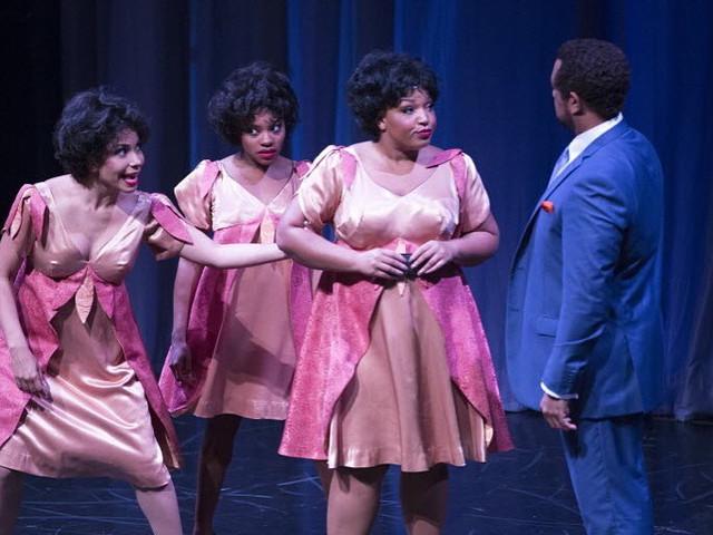 DREAMGIRLS Dallas Theater Center