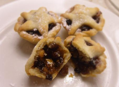 fruity? nutty? boozy? it's Christmas Mincemeat!