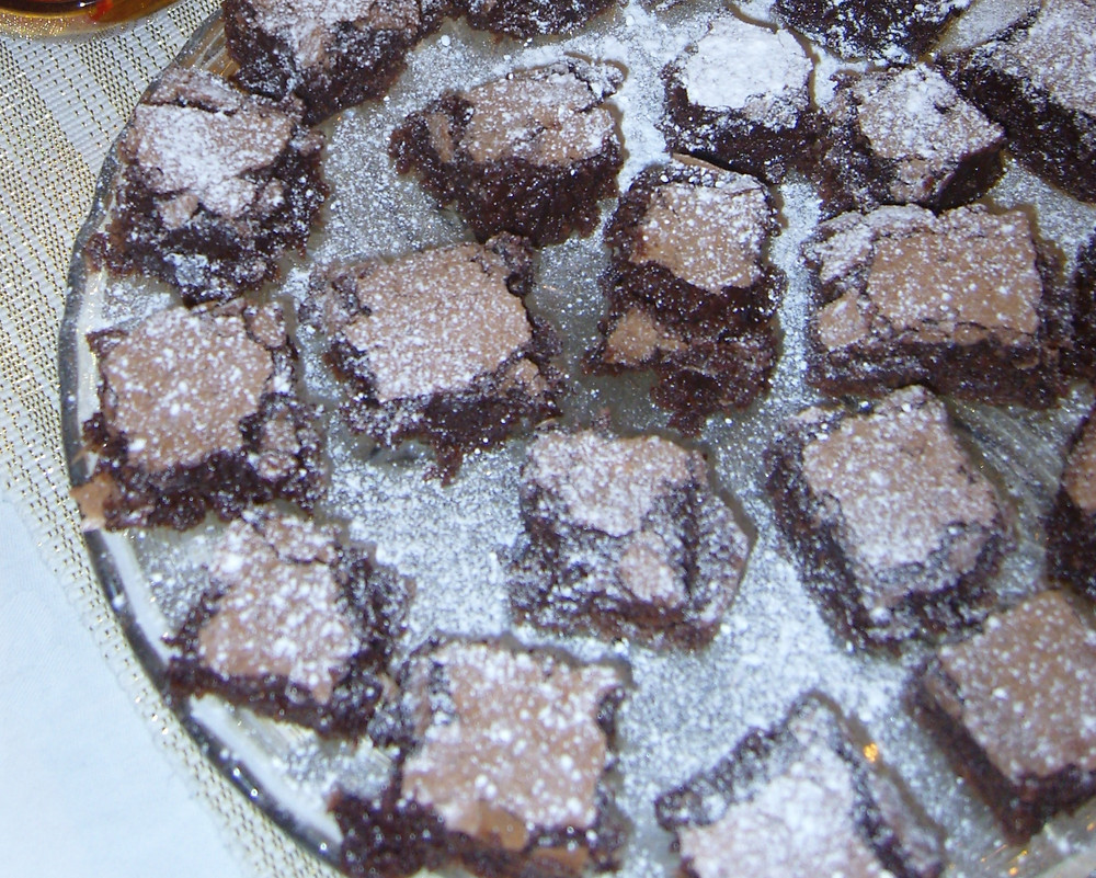 The best chocolate brownies in the world?