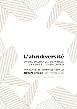 elemento-Nature Urbaine BD-1